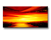 Sunset Paintings by AJ LaGasse