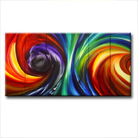 'ENRAPTURED' - abstract art | modern painting