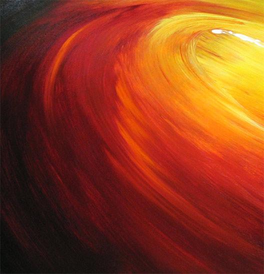 'SPECTRUM' by AJ LaGasse - Detail #1