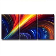 'DANCE OF LIGHT' - Giclee Print on Canvas Art