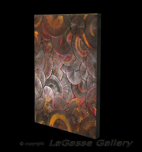 'SEDONA FOSSIL' by AJ LaGasse - Detail #1