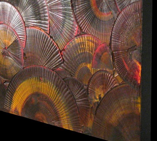 'SEDONA FOSSIL' by AJ LaGasse - Detail #2
