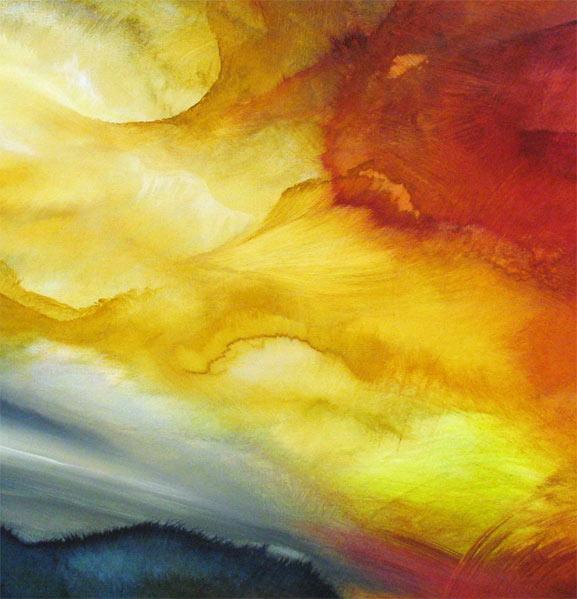 'OCEAN'S TEMPEST' by AJ LaGasse - Detail #1