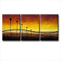 'ROUTE 66' - abstract art | modern painting