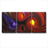 'SECRET WINDOW' - abstract art | modern painting