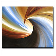'DUNE' - Giclee Print on Canvas Art