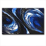 'SHIFTING WAVE' - abstract art | modern painting