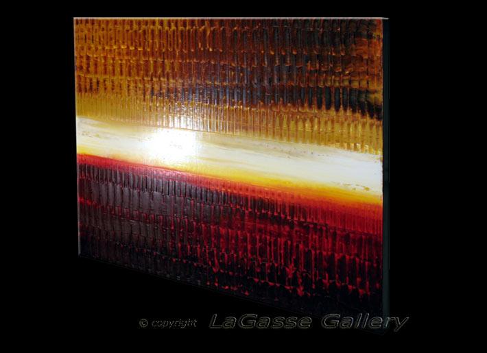 'ZINFANDEL SUNSET' by AJ LaGasse - Detail #2