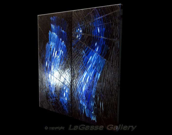 'VISAGE' by AJ LaGasse - Detail #2