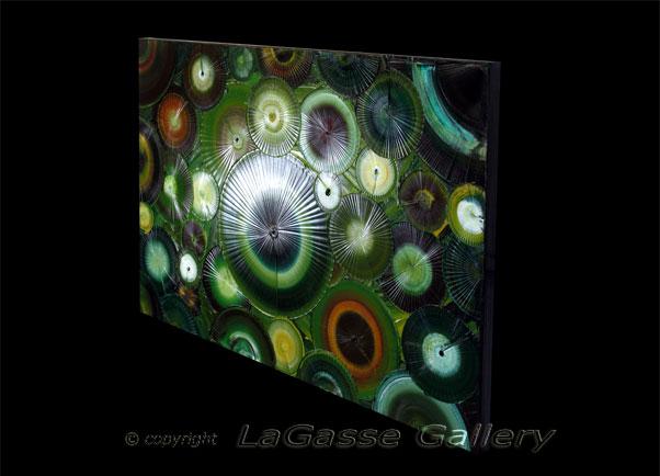 'JADE PASSAGE' by AJ LaGasse - Detail #2
