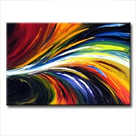 'WHIRLWIND' - Giclee Print on Canvas Art