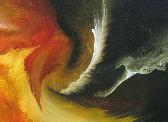 'SFUMATO' by AJ LaGasse - Detail #1