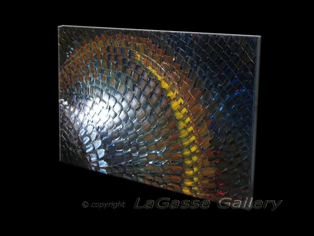 'STEEL MOSAIC' by AJ LaGasse - Detail #2