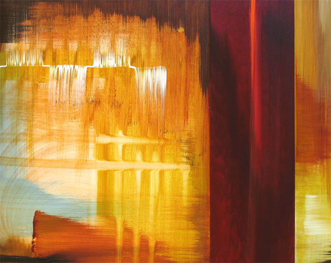 'HIDDEN CITY' by AJ LaGasse - Detail #1